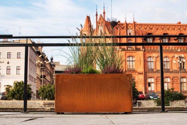 donice do przestrzeni publicznych
