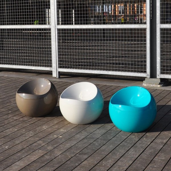 Ball Chair XLBoom Turkus