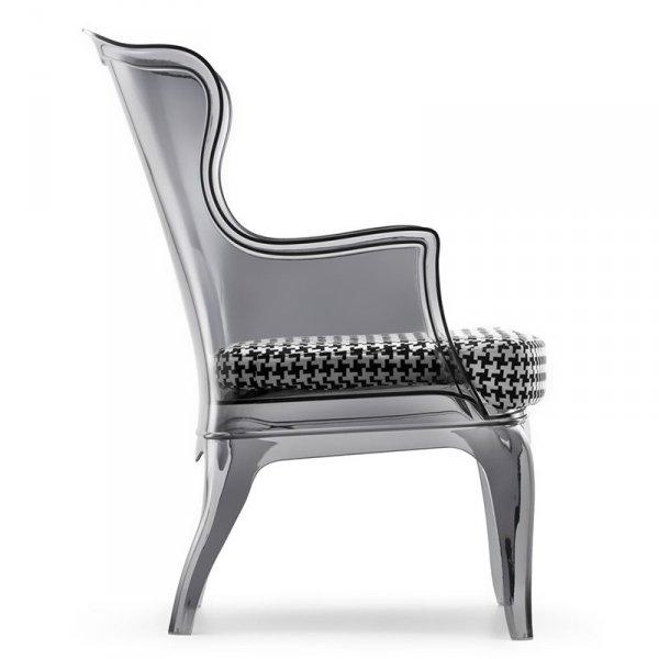 Wytrzymały, lekki i stylowy fotel Pedrali Pasha 660