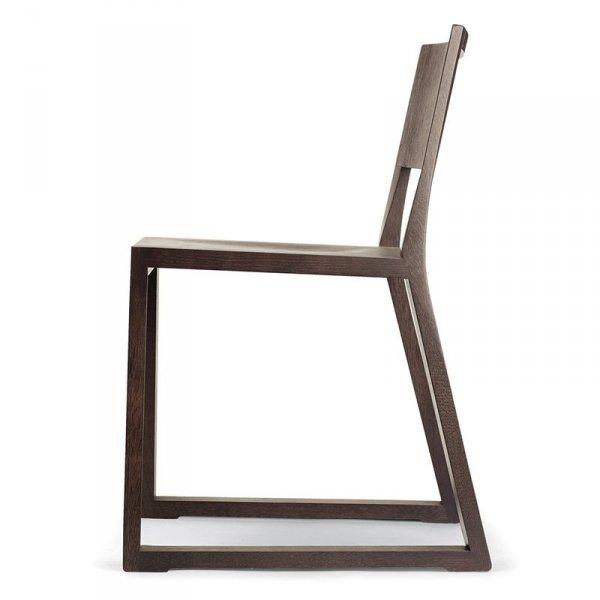 Stylowe krzesło do jadalni Feel 450 marki Pedrali