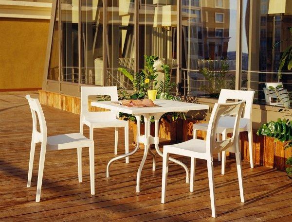 Krzesło Lucca Siesta idealne na taras czy do kawiarni