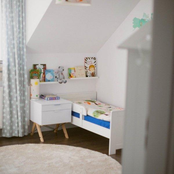Meble marki Minko są idealnym wyposażeniem pokoju dziecięcego