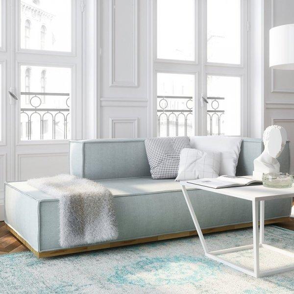 Fotel 90x90x67 cm Noi Basic Absynth