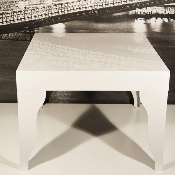 Kolorowy stolik Kordoba 58x58cm
