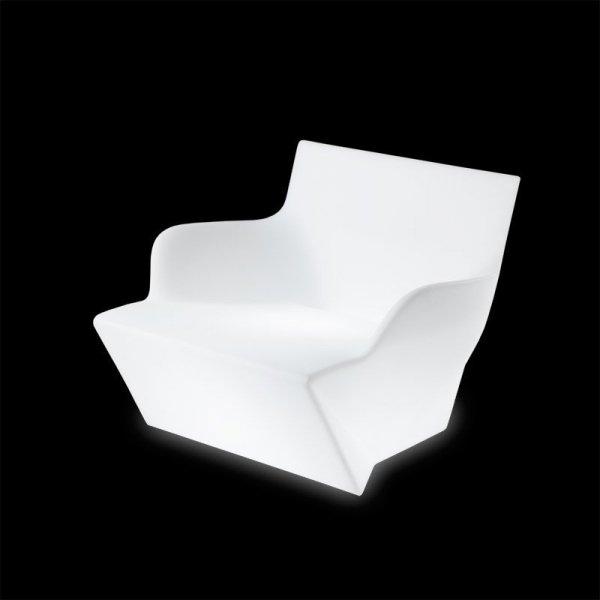 Kami San Fotel z wbudowanym oświetleniem Slide