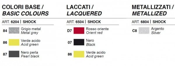 Shock Lacquered