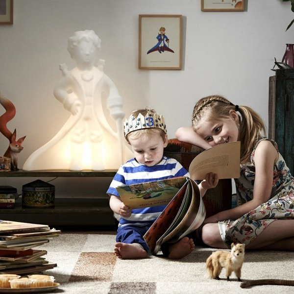 Mały Książe to idealny towarzysz dziecięcych zabaw