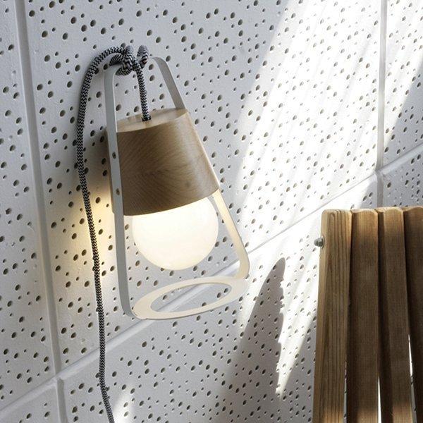 Lampa przenośna Latarnia