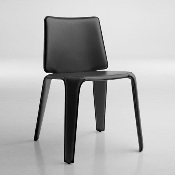 Krzesło tapicerowane do stylowych wnętrz Mood 720 Pedrali