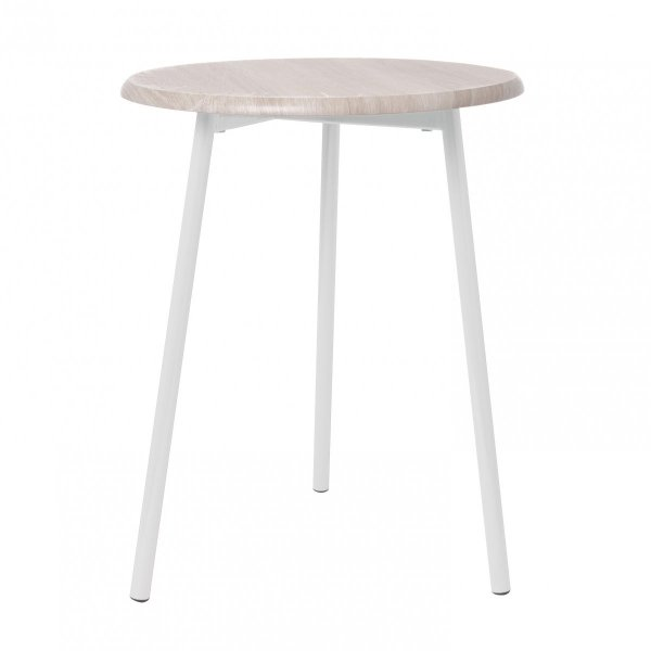 Stolik Side Table Biały Pt
