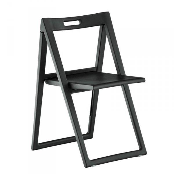 Stylowe krzesło z tworzywa do wnętrz i ogrodów Pedrali Enjoy 460