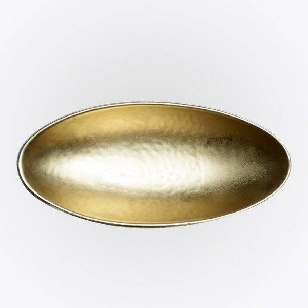 Miska Luna ma złote wnętrze