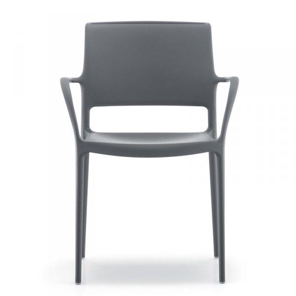 Lekkie, stylowe krzesło do wnętrz i ogrodów