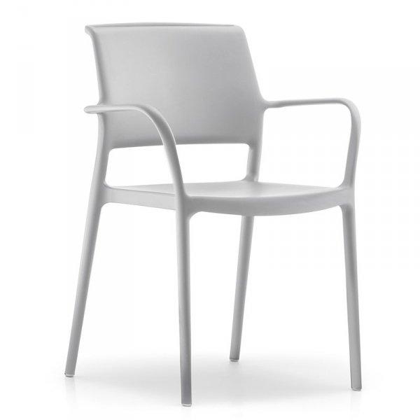 Włoski design krzeseł Pedrali