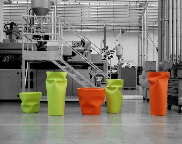 Saving Space Vase