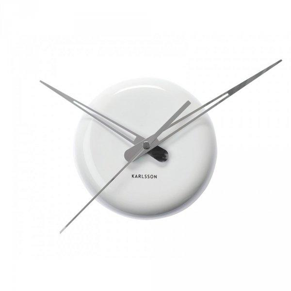 Zegar Ścienny Ceramic Dot White Karlsson