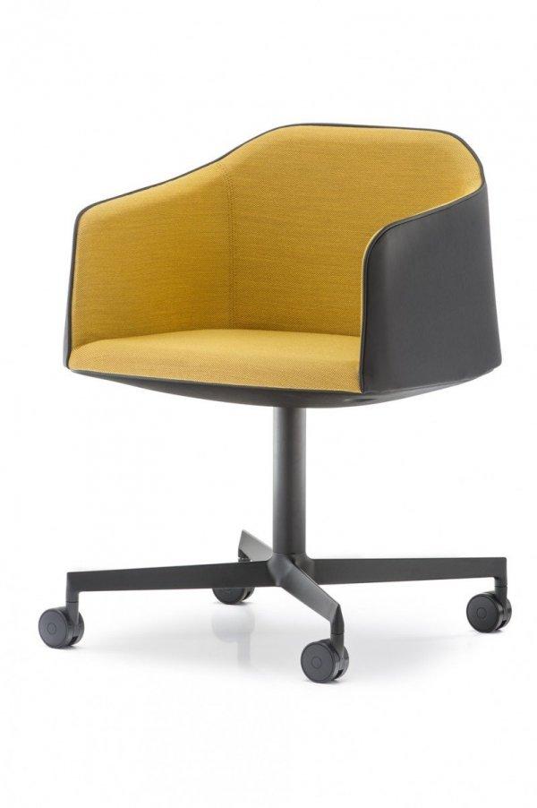 Laja 886 fotel na kółkach