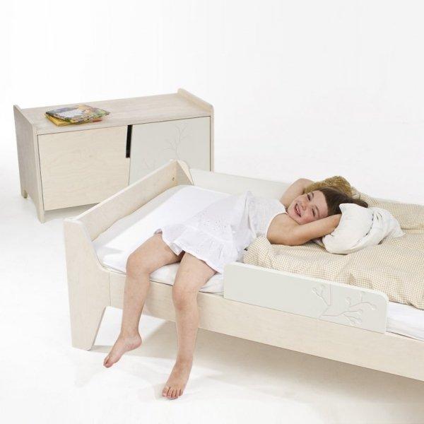 Stylowe mebelki do dziecięcej sypialni Kukuu