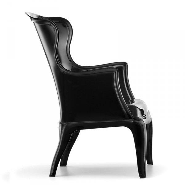 Designerski fotel do salonu Pedrali Pasha 660