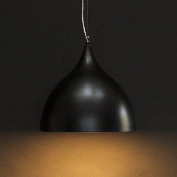 Bell Lampa wisząca czarna