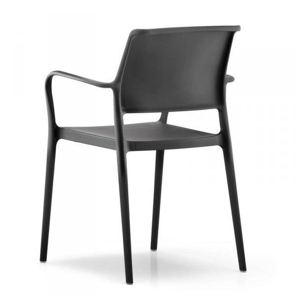 Piękne, minimalistyczne krzesło Pedrali Ara 315
