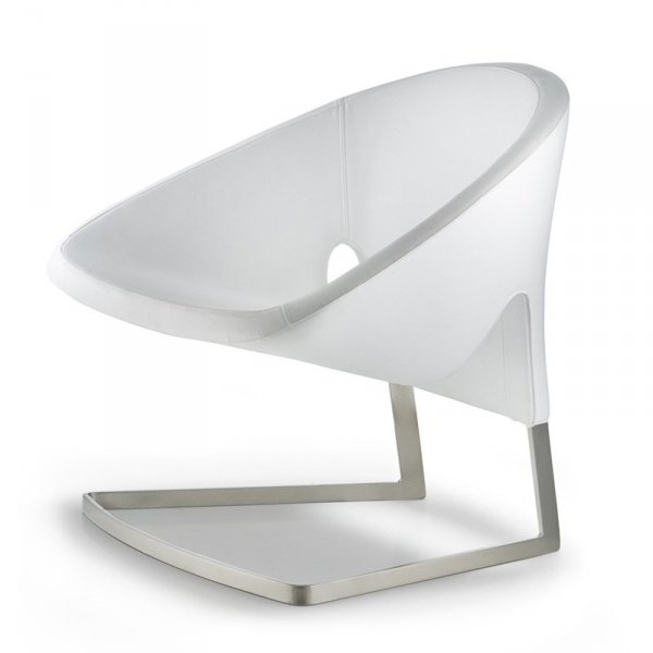 Stylowy fotel do nowoczesnych wnętrz Joker 417 Pedrali