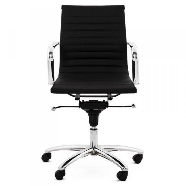 Krzesło biurowe Michelin czarne