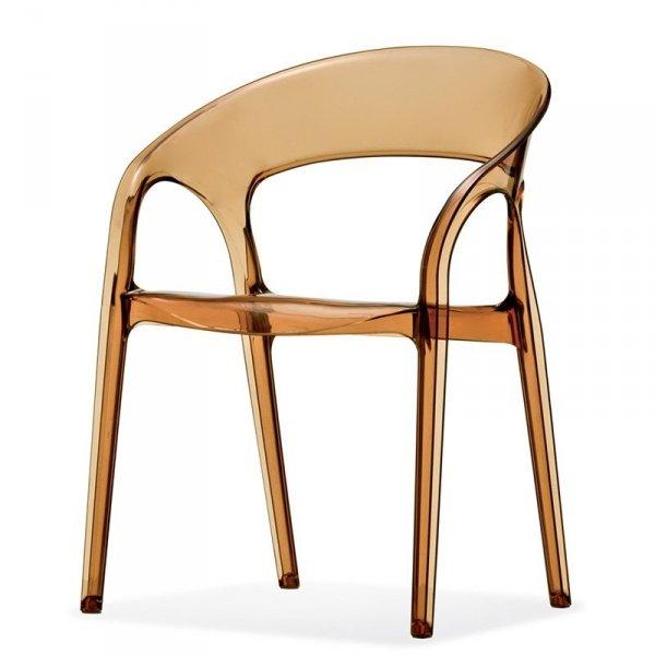 Lekkie i wytrzymałe krzesła do jadalni