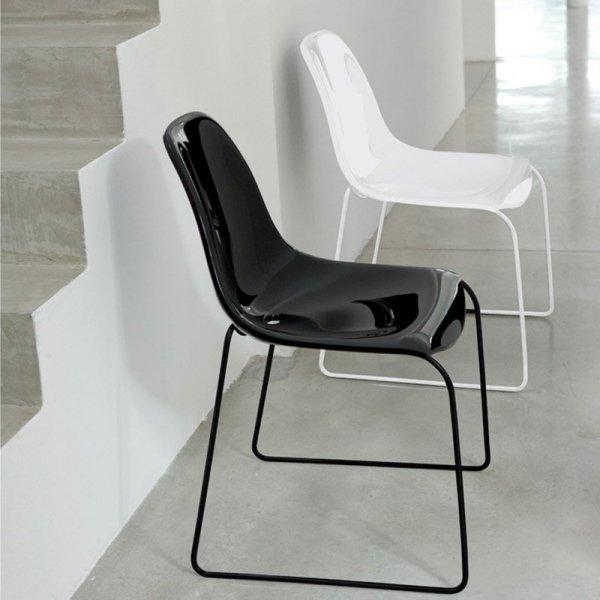Stylowe krzesła do jadalni Day Dream 401 Pedrali