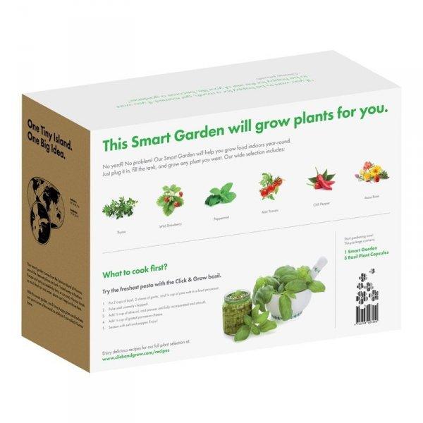 Domowe ogrody Smart Garden to idealny pomysł na prezent