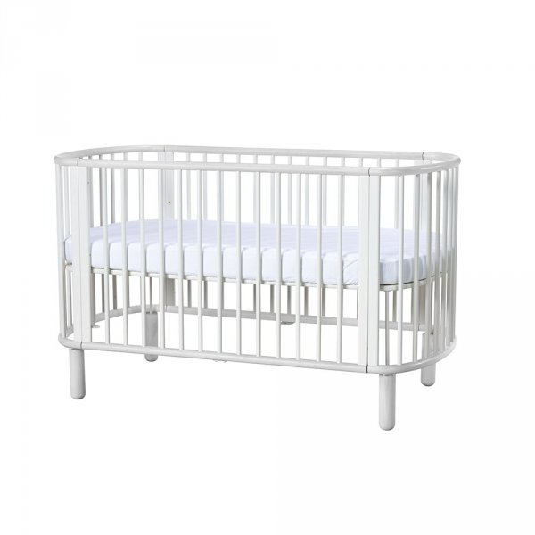 Łóżeczko dla dziecka Flexa Baby Białe