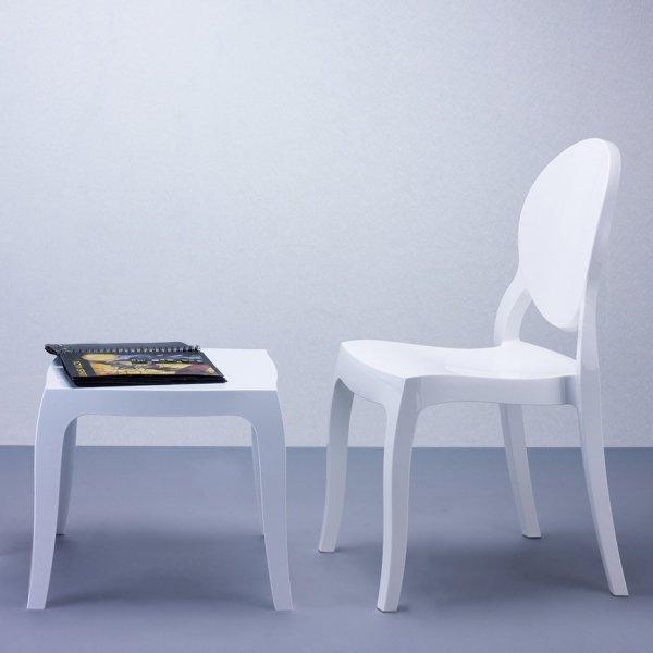 Elizabeth designerskie krzesło Siesta
