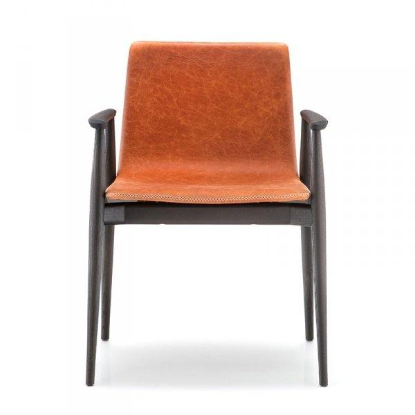Krzesło w stylu skandynawskim Malmo Pedrali