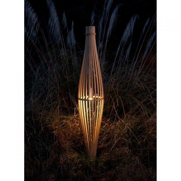 Podłużna lampa wisząca Reed 175cm