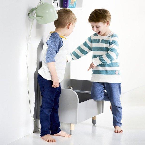 Nowoczesne meble do pokoju dziecięcego Flexa Play