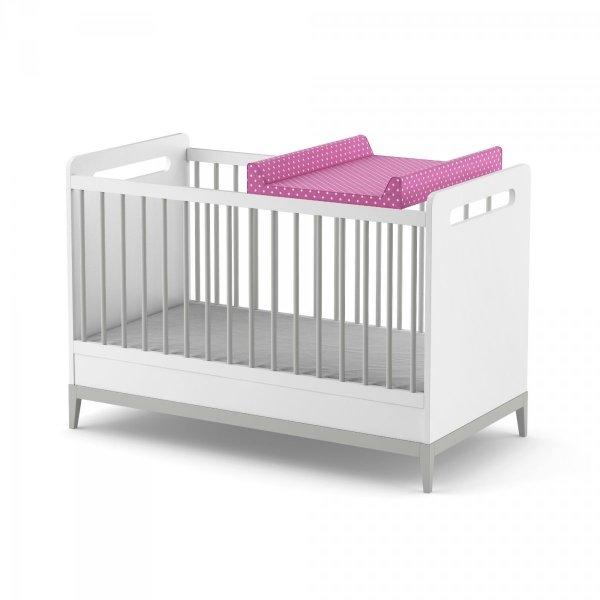 Łóżeczko dziecięce 120x60 Elle Timoore