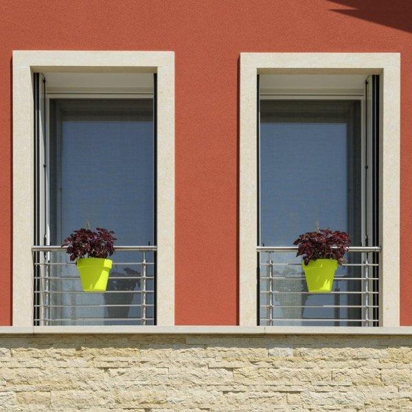 Doniczki balkonowe UP