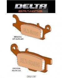 Klocki hamulcowe Delta DB 2158 Yamaha Grizzly 550, 700, Raptor 250