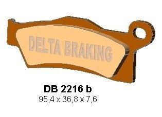 Klocki hamulcowe Delta DB2216 Can-Am Outlander 800/1000 Przód Prawy