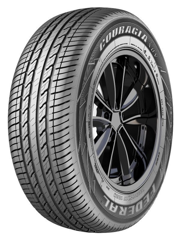 FEDERAL P265/70R15 Couragia XUV 112H TL #E 67FF5AFE