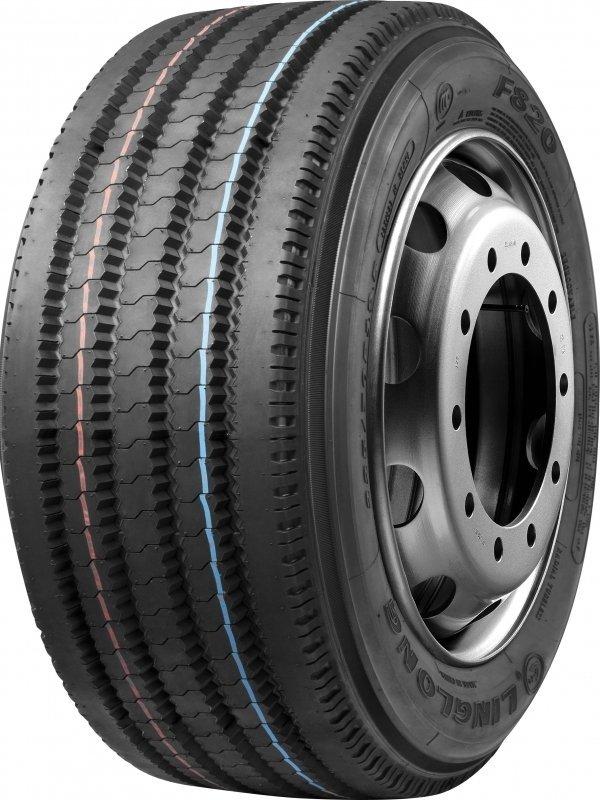 LINGLONG 285/70R19.5 F820 18PR 150/147J TL #E M+S/3PMSF 211010876 Made in Thailand - wszystkie osie