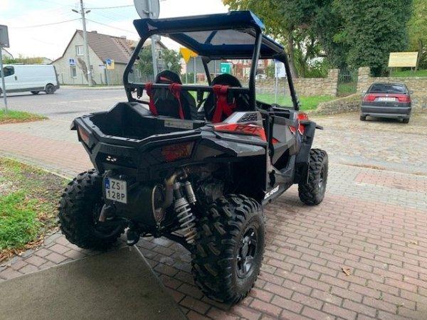 """Polaris RZR 60"""" S 1000 Tractor-używany"""