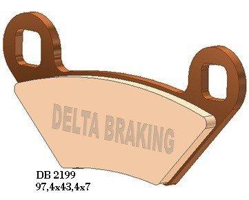 Klocki hamulcowe Delta DB 2199 Sportsman,Scrambler XP 850/1000