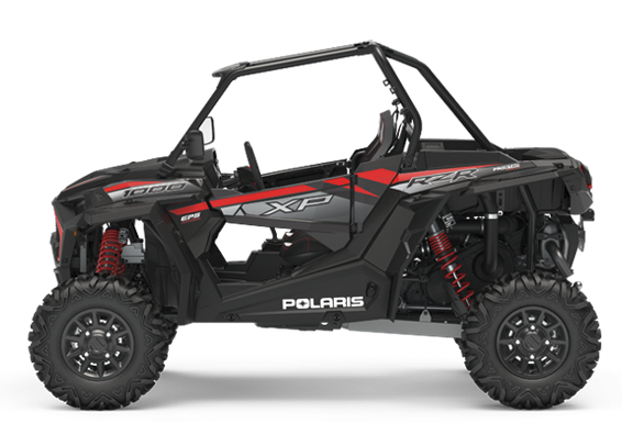 "Polaris RZR 64"" XP 1000 EPS Tractor 2019"
