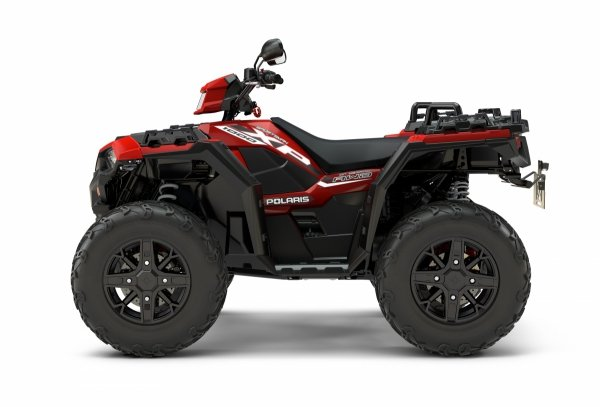 Polaris Sportsman XP 1000 EPS Havasu Red Perl L7e