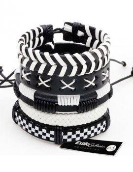 Men's bracelet 5in1 Estilo Sabroso ES04300