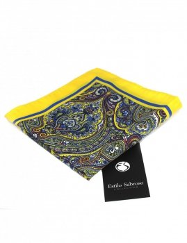 Men's pocket square Estilo Sabroso Es04537