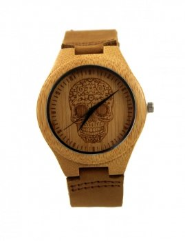 Wooden men`s watch Estilo Sabroso ES05218