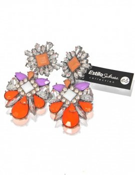 Ladies earrings Estilo Sabroso ES03320