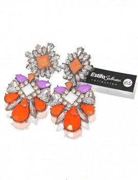 Ladies earrings Estilo Sabroso ES03320